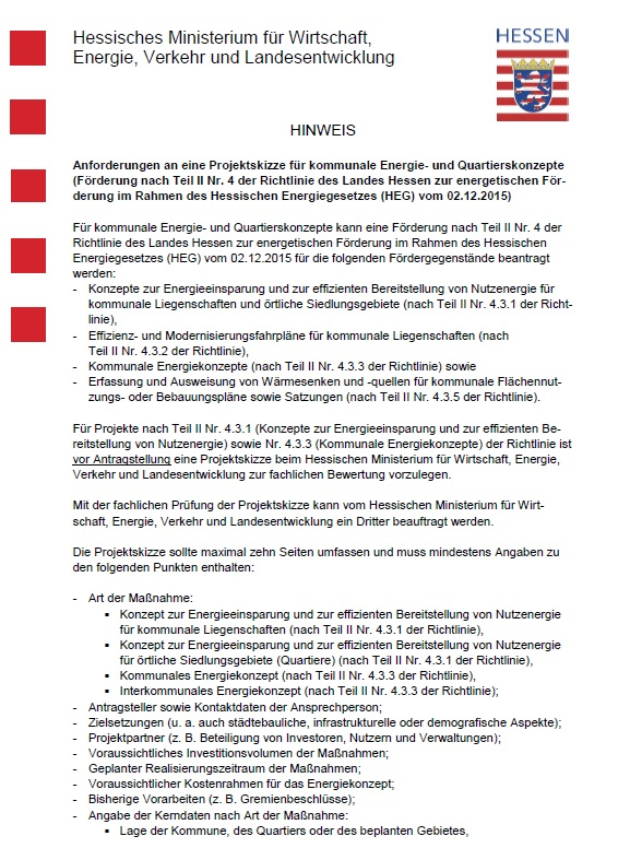 PDF: Hinweis Projektskizze kommunale Energie- und Quartierskonzepte