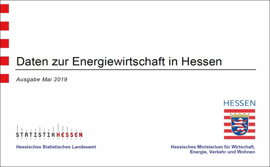 PDF: Daten zur Energiewirtschaft in Hessen