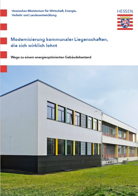 PDF: Broschüre Modernisierung kommunaler Liegenschaften