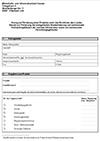 PDF: Antragsformular KFA-Richtlinien