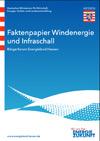 PDF: Faktenpapier Windenergie und Infraschall